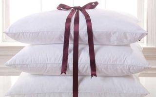 Как постирать подушку из пера в домашних условиях, проверенные методы
