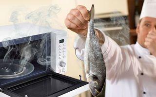Как избавиться от запаха в микроволновке: проверенные способы