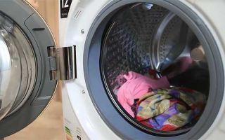Как правильно стирать одежду и любые другие вещи. Основные правила стирки