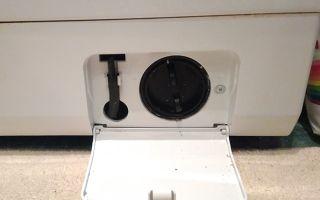 Как почистить сливной и входной фильтр в стиральной машине: инструкция для всех
