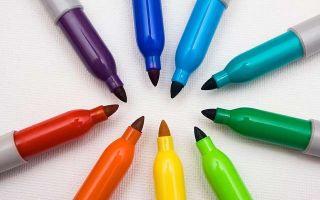 Чем оттереть цветной маркер: удаляем пятна с различных поверхностей