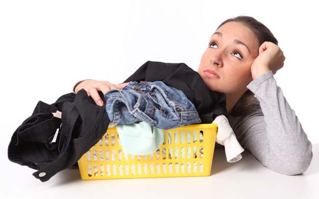 удаление силиконового герметика с одежды