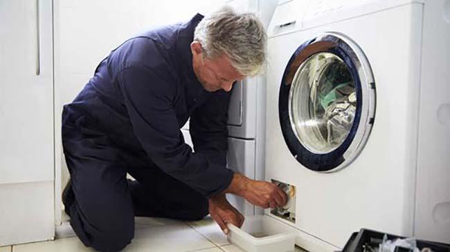 чистка фильтра от стиральной машинки