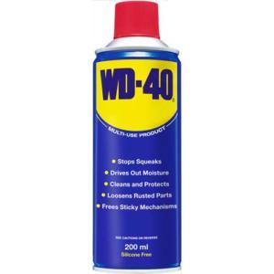 WD-40 автомобилистам смазка