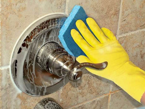 моем душ своими руками
