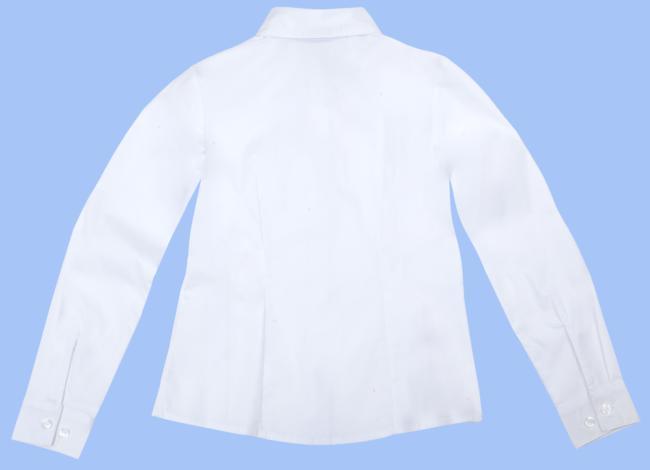 белоснехная блузка после стирки
