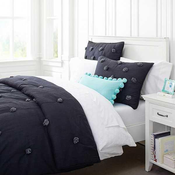 чистое постельное белье