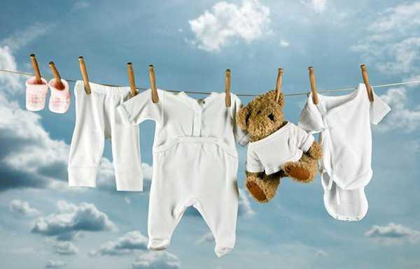 после отбеливания и стирки белье нужно просушить
