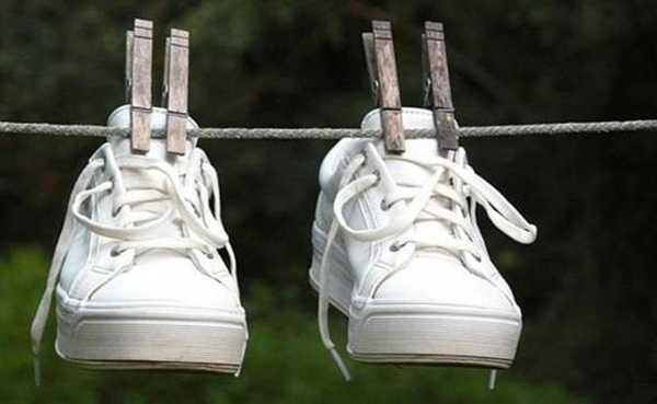 сушка кроссовок
