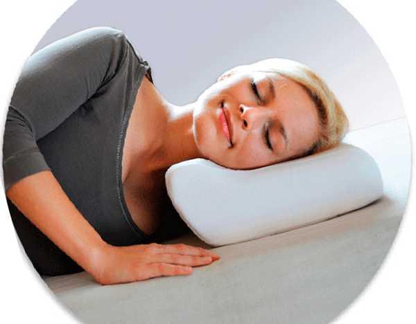 сон на ортопедической подушке в удовольствие