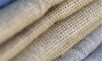 ткани из льна