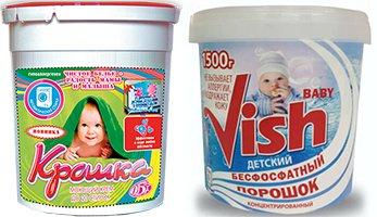 Средства для стирки мембранной детской одежды
