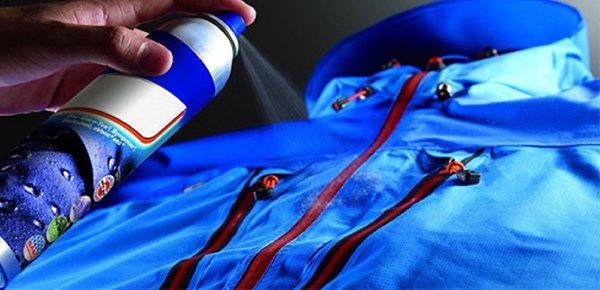 Восстановление свойств мембранной одежды