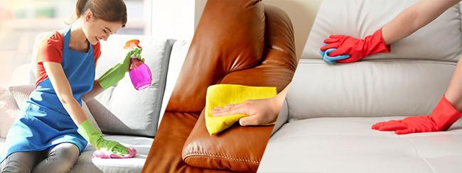 чистим диван от пятен
