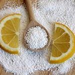порошок лимонной кислоты