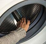 чистый барабан стиральной машины