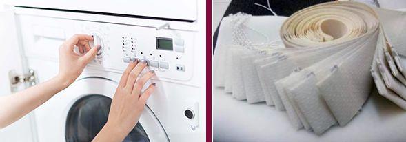 стираем вертикальные жалюзи в стиральной машине